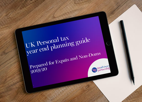 Interactive Expat tax guide